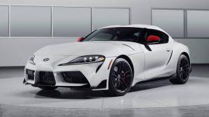 Toyota Supra 2020 Collection Edition