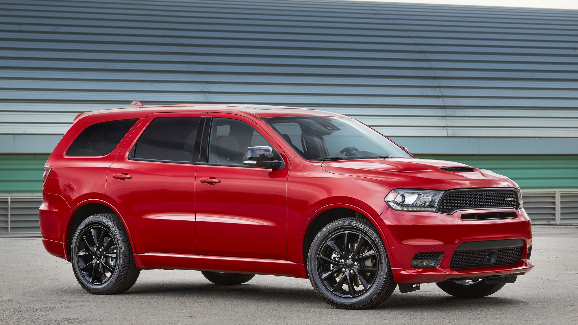 Dodge Durango STR 797 HP concept