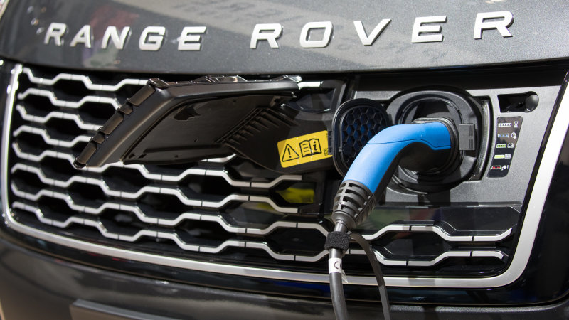 BMW y Land Rover se unen para crear autos eléctricos