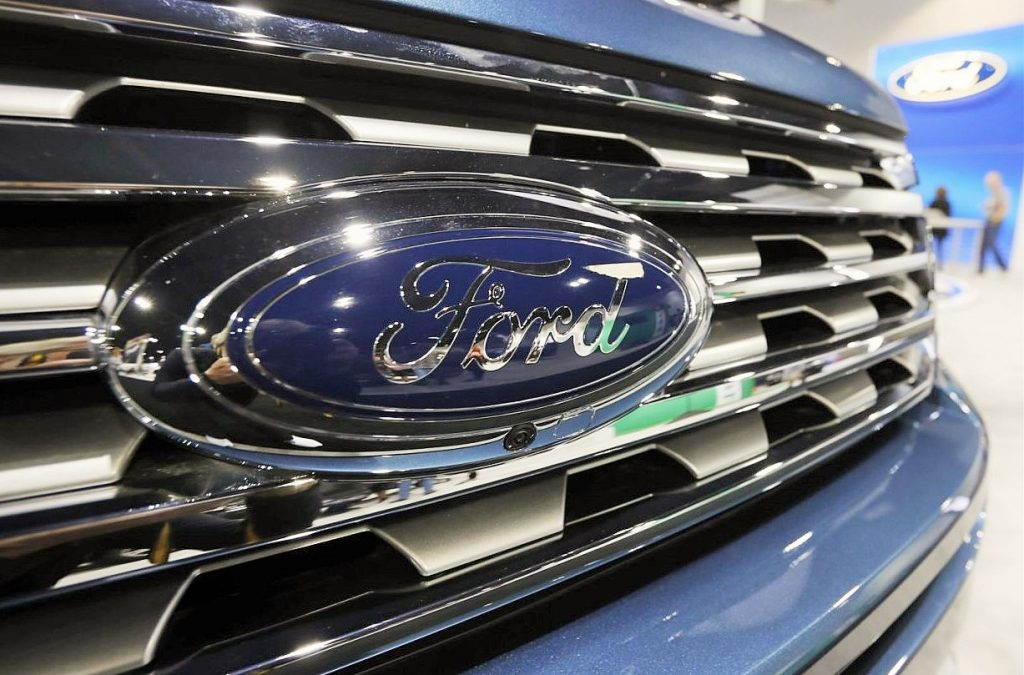 Ford Motors Europa