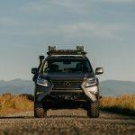 El Lexus GXOR Concept es para aventureros que quieren un poco de lujo