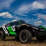 El SUV eléctrico de Extreme E están llegando a una serie de carreras todoterreno