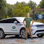 Land Rover enseña a los adolescentes a conducir todo terreno