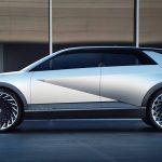 El concepto 45 de Hyundai ofrece una mirada al futuro EV a través del pasado