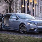 Lincoln Continental Coach Door Edition 2020 con un precio de $116,645
