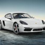 El Cayman 718 de Porsche soporta mayor carga que el Chevrolet Corvette 2020