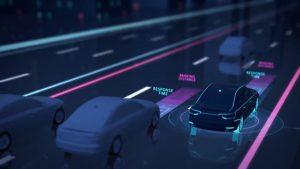 Muestra del funcionamiento del Mobileye Driver-Assist Systems