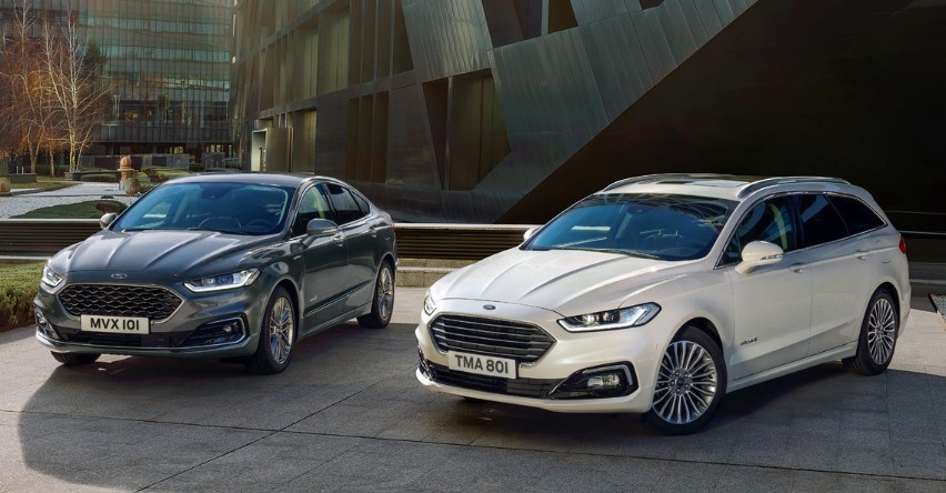 2022-Ford Fusion Hybrid Exterior