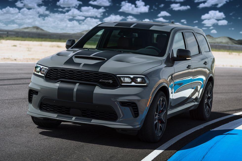 Se esperan las primeras entregas a principios de 2021 del Hellcat Durango